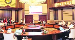 الاجتماع الرابع لوكلاء الأجهزة المسؤولة عن حماية النزاهة ومكافحة الفساد