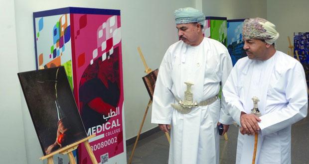 الجامعة الوطنية للعلوم والتكنولوجيا تنظم معرض (قافلة العلم والمعرفة)