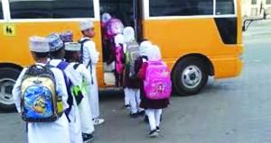 الشرطة تشدد على ضرورة التقيد بالأنظمة والقوانين المرورية لتأمين سلامة الطلبة
