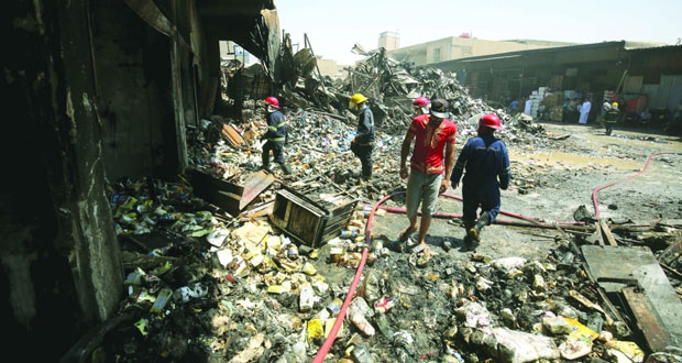 مرحلة جديدة من (إرادة النصر) ضد (داعش) في العراق