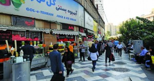 طهران: لا محادثات مع واشنطن إلا إذا رفعت العقوبات