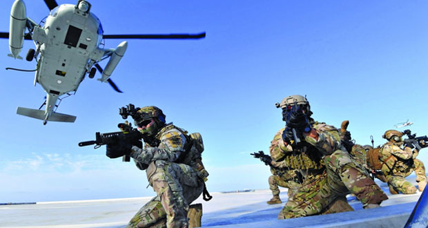 الجيش الكوري الجنوبي يطلق تدريبات عسكرية لحماية جزر دوكدو