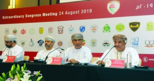 الجمعية العمومية للاتحاد العماني لكرة القدم تقرر دمج دوريي الدرجة الأولى والثانية