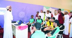 وزارة الشؤون الرياضية تعتمد إقامة معسكر للنخبة في محافظة مسندم