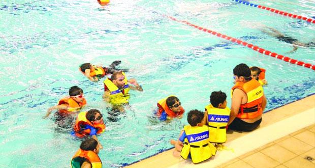 الشؤون الرياضية بجنوب الشرقية تختتم برنامج صيف الرياضة
