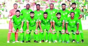 صحار يكمل جاهزيته لملاقاة النهضة غدا في بطولة كأس الاتحاد لكرة القدم