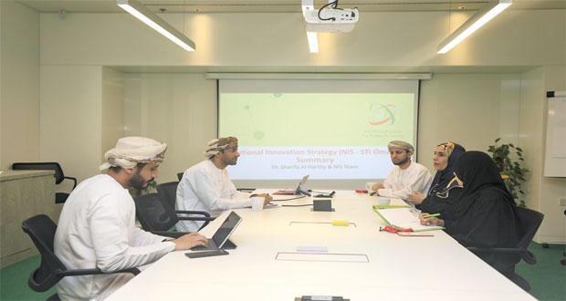 مجلس البحث العلمي يستعرض دور المؤسسات النفطية في تعزيز مؤشرات الابتكار الوطنية