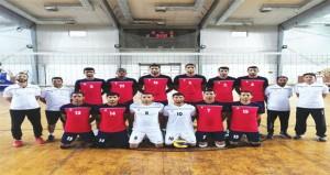منتخبنا للكرة الطائرة يتوجه اليوم إلى طهران للمشاركة في البطولة الآسيوية