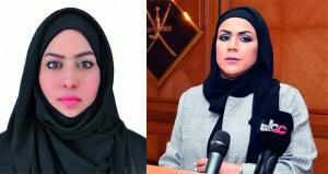 عائشة الدرمكية وإشراق النهدية تشاركان في ملتقى الشارقة للسرد في الأردن