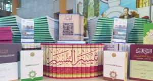 رفد مكتبة جامعة بيلاروسيا بإصدارات عمانية بارزة