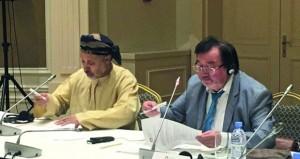 """""""العمانية للكتاب والأدباء"""" توقع اتفاقية للتبادل الثقافي مع اتحاد كتّاب كازاخستان"""