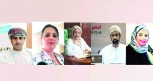"""كتّاب عمانيون وعرب يلتقون حول """"الأدب الساخر"""" بالنادي الثقافي"""