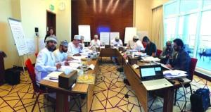 """""""الوطنية للعبارات"""" تنظم برنامجا تدريبيا حول إعداد وتنفيذ الخطط الاستراتيجية"""