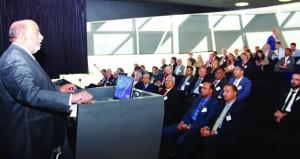 مسؤولون بلجيك يشيدون بجهود السلطنة في مجال التنويع الاقتصادي