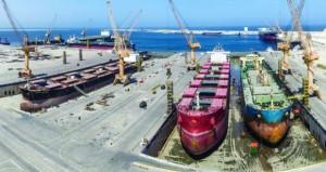 """الرئيس التنفيذي لـ """"عمان للحوض الجاف"""" لـ""""الوطن الاقتصادي"""": ارتفاع نسبة المبيعات 30% خلال 2018م وانخفاض الخسائر بأكثر من 60%"""