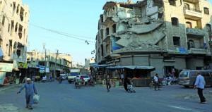 الجيش السوري يعثر على قاعدة للمسلحين بمحيط خان شيخون