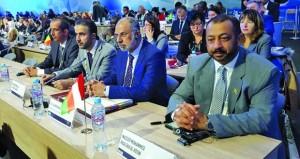 السلطنة تشارك في أعمال مؤتمر الإنكوساي الـ(23) للمنظمة الدولية للأجهزة العليا للرقابة المالية العامة والمحاسبة في روسيا