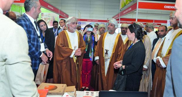 افتتاح مؤتمر ومعرض عمان الدولي للصحة 2019