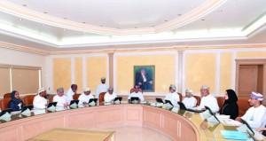 مجلس أمناء كلية عمان للعلوم الصحية والمعهد العالي للتخصصات الصحية يعقد اجتماعه الثالث