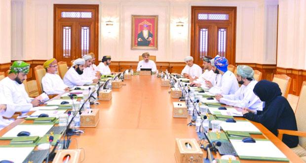 مكتب مجلس الشورى يطلع على التقارير السنوية لبعض الوزارات والهيئات والمؤسسات الحكومية