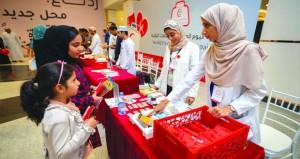 المجلس العماني للاختصاصات الطبية ينظم يوماً توعوياً