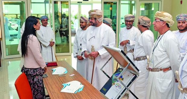 افتتاح مؤتمر عمان الثاني للسلامة في العمل وتقليل الخسائر 2019
