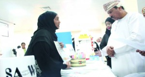 الاحتفال باليوم العالمي لسلامة المرضى بمستشفى السلطان قابوس بصلالة
