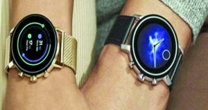 ساعة ذكية تراقب أداء القلب واللياقة البدنية