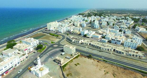 أكثر من 52 مليون ريال عماني قيمة النشاط العقاري في البريمي ومسندم وظفار وشمال الباطنة خلال أغسطس الماضي