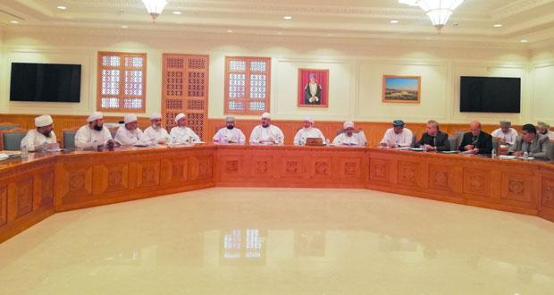 الجمعية العمومية العامة للمحكمة العليا تعقد اجتماعها الأول للعام القضائي (2019 /2020م)