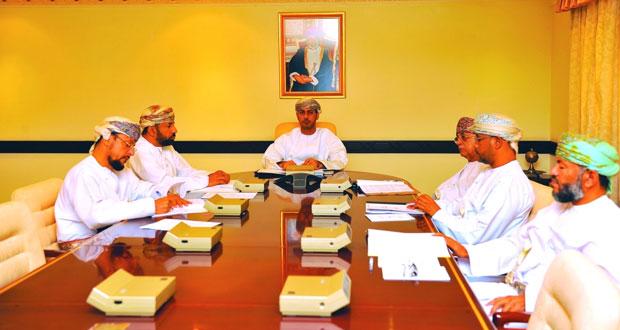 مجلس إدارة صندوق دعم الأنشطة الرياضية يعقد اجتماعه الثالث