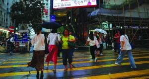 هونج كونج تسحب مشروع (تسليم المطلوبين) والمتظاهرون يتعهدون بالاستمرار في احتجاجاتهم