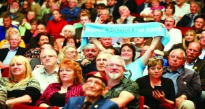 توقع بإجراء استفتاء ثان بشأن (بريكست) وجونسون متفائل بشأن إمكانية اتفاق مع الاتحاد