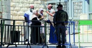 فلسطين تحذر من تداعيات اقتحام الحرم الإبراهيمي