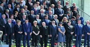المفوضية الأوروبية تدعو إلى (أوروبا موحدة) في ذكرى اندلاع الحرب العالمية الثانية