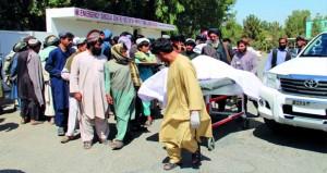 عشرات القتلى بغارة للقوات الأفغانية كانت تستهدف طالبان
