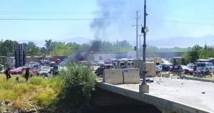 أفغانستان: قتلى بتفجير انتحاري .. و(طالبان) مستعدة للتوصل لاتفاق مع واشنطن