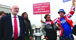 يونكر : حدود أيرلندية جديدة حال (بريكست) دون اتفاق