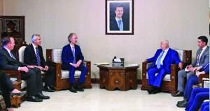 دمشق: ملتزمون بالعملية السياسية بالتوازي مع حقنا في مكافحة الإرهاب