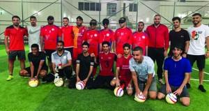 المنتخب الوطني لكرة القدم للمكفوفين يبدأ غدا معسكره استعدادًا للمشاركة في البطولة الآسيوية