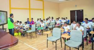 نجاح كبير ومشاركة واسعة في ختام برنامج صيف الرياضة بالمحافظات