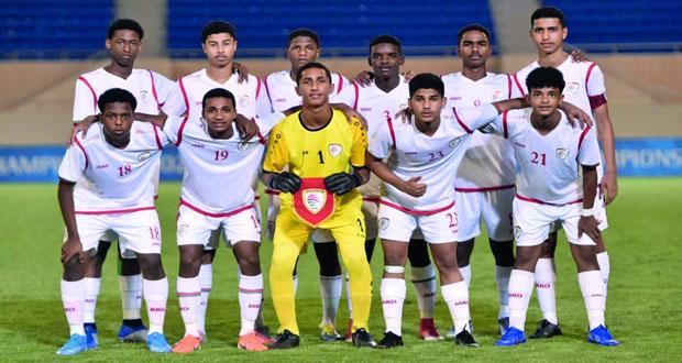 منتخبنا الوطني للناشئين يتطلع اليوم لتجاوز السعودية للوصول إلى النهائيات الآسيوية