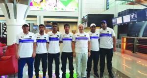 منتخب التنس يعسكر بالأردن قبل انطلاقة البطولة