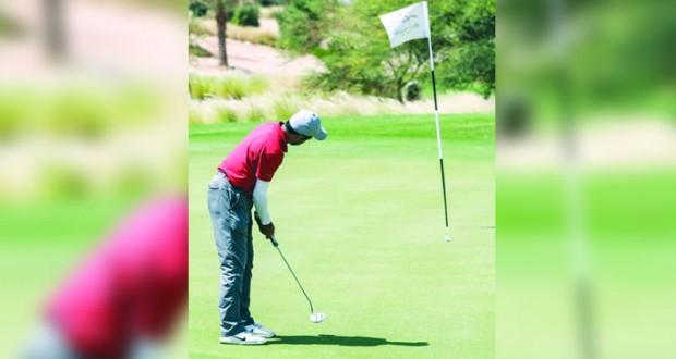 المنتخب الوطني للجولف يختتم مشاركته في بطولة الأردن المفتوحة