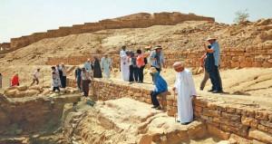 تقنيات الصيانة والحفظ تختتم حلقة إدارة المنتزهات والمواقع الأثرية .. اليوم