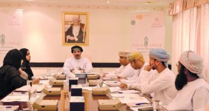 اللجنة الرئيسية لمسابقة الأندية للإبداع الشبابي تتابع سير الفعاليات في مرحلتها الأولى