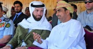 فرسان السلطنة يخطفون لقب اليوم الأول للفرق بالبطولة الدولية العسكرية الأولى لالتقاط الأوتاد بالأردن