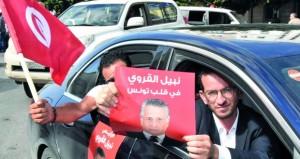 تونس: القروي ينفي انسحابه من السباق الرئاسي