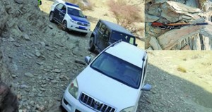 القبض على منتهكي الحياة البرية في قضية صيد مجرم لعدد من الغزلان العربية بالجبل الأسود بمحمية السرين