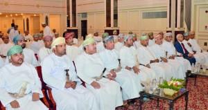 افتتاح الحلقة التدريبية للتغطية الاعلامية لانتخابات أعضاء مجلس الشورى للفترة التاسعة بمسقط